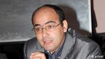 Mohamed El Ghali Professor der Politikwissenschaft Universität Marrakech Marokko