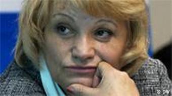 исполнительный директор ассоциации Голос Лилия Шибанова