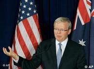 کوین راد، وزیر خارجه استرالیا