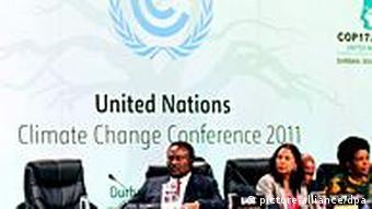 Puzzlebild Triptychon Südafria Klimakonferen Durban Cup 17 Dossierbild 2