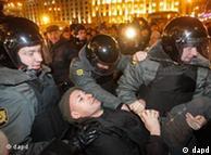هزاران نفر به نتایج انتخابات پارلمانی روسیه معترضاند