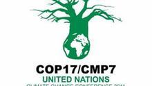 Logo Klimagipfel Durban 2011