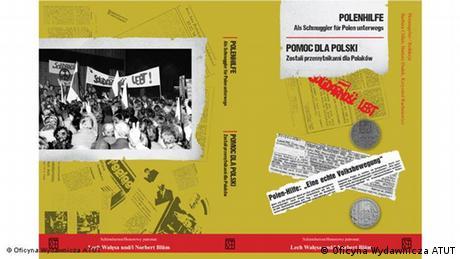 Cover von der deutsch-polnischen Publikation: Polenhilfe Als Schmugler unterwegs Rechte: Oficyna Wydawnicza ATUT
