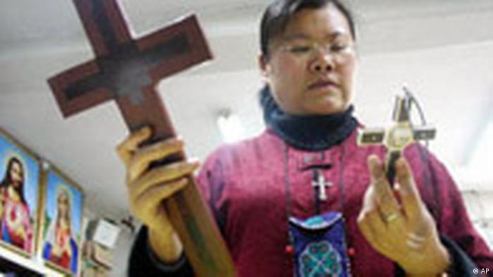 Katholische Kirche in China