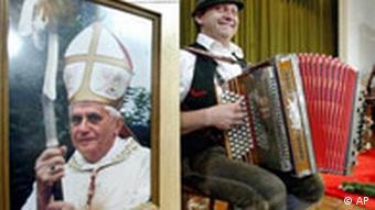 Papst Benedikt Reaktionen Deutschland Bayern