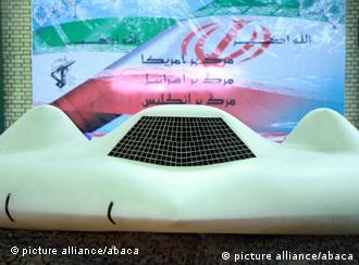ماکت پهباد آمریکایی پیش از این در تلویزیون ایران به نمایش گذاشته شده بود