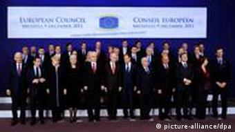 EU summit group picture