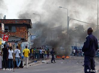 Joseph Kabila Präsident Kongo