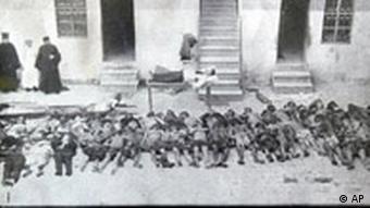 ۱۹۱۹، کشتار ارمنیان در حلب