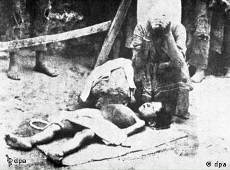 Genocide or the result of war?