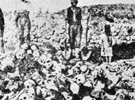 کشف گورهای جمعی حدود ۵/ ۱ میلیون نفر از ارامنهی ترکیه که توسط دولت عثمانی به قتل رسیدند
