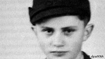 Ratzinger at age 16