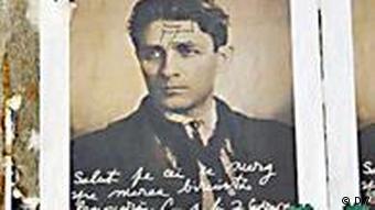 Propagandaplakat der Noua Dreapta (Foto: DW)