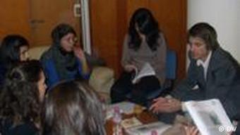 Tunesien Uni München Workshop