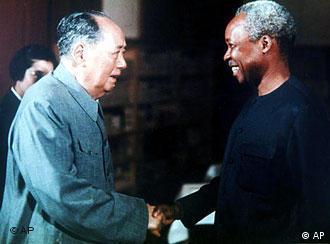 Partnerschaft auf augenhöhe die rolle chinas in afrika