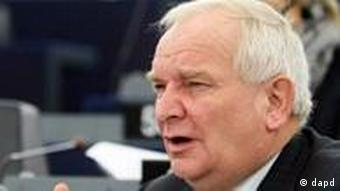 EU Gipfel Debatte Europa Parlament Straßburg Joseph Daul