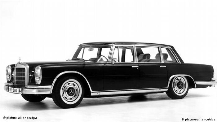 A Mercedes-Benz 600 Pullman-Limousine (Photo: picture-alliance/dpa)