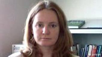 Petra Dolata, Kanada-Expertin am King's College, London (Foto: privat)