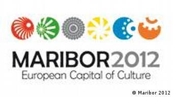 Logo for Maribor 2012