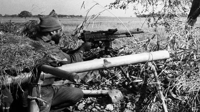 Audioslideshow Pakistan Bangladesh Bürgerkrieg (AP)