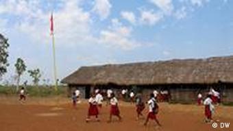 Grundschule Kota Baru in Kefamenanu. (Foto: DW/Gollmer)