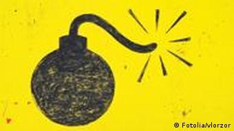 Symbolbild Bombe