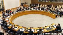 Symbolbild Sicherheitsrat