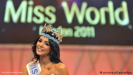 Miss World 2011 Ivian Lunasol Sarcos Colmenares