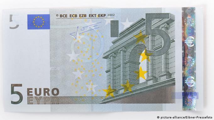 5 Euro-Schein