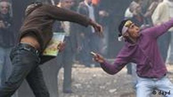 Unruhen in Kairo (dapd)