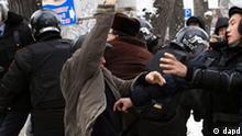 Proteste in Kasachstan