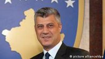Hashim Thaci Regierungschef Kosovo