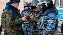 Kasachstan Unruhen