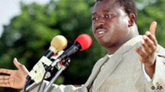Wahlen in Togo Faure Gnassingbe