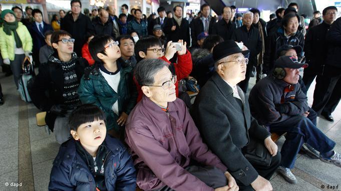Tod von Kim Jong Il Nordkorea Medien Südkorea