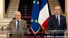 رهان غلیون از حمایت فرانسه و کشورهای عرب حاشیه خلیجفارس برخوردار است