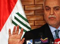 طارق هاشمی، یکی از معاونان رئیس جمهوری عراق