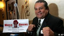 USA Panama Boxen Roberto Duran Hall of Fame in Los Angeles