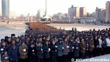 Nord korea Kim Jong Il Trauerfeier