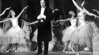 Heesters as Count Danilo in The Merry Widow