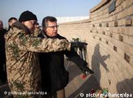 توماس دمزیر، وزیر دفاع آلمان در افغانستان