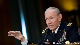 مارتین دمپسی، رئیس ستاد مشترک ارتش آمریکا