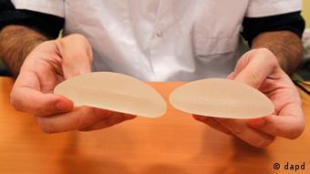 Frankreich Brustimplantat von PIP