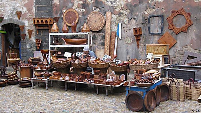 Essauria die faszinierende Stadt Marrokos (DW)