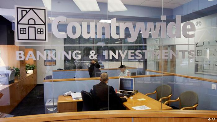 Countrywide Financial branch