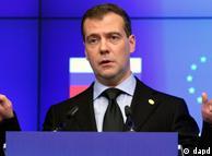 مدودف: روسیه دموکرات خواهد شد