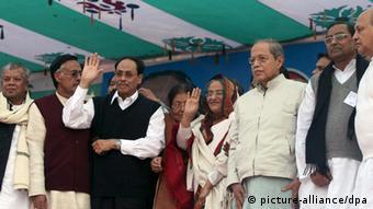 Bangladesch Präsident Hossain Mohammad Ershad