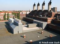 Se espera que, para 2013, el techo del contenedor esté cubierto con invernaderos rebosantes de vegetales.