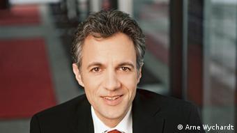 Jörg Dräger, Vorstand der Bertelsmann Stiftung für den Bereich Bildung und Geschäftsführer des Centrums für Hochschulentwicklung CHE (Foto: Arne Wychardt)