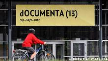 documenta 13 plakat banner